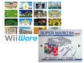 WiiWare and the Virtual Console