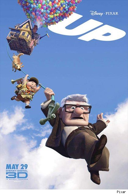 Odlot  Up (2009) DVDRip AVI Dubbing PL