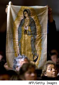 Virgen de Guadalupe