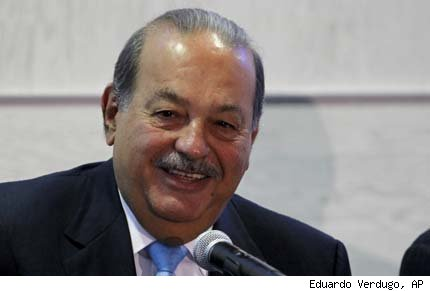 Carlos Slim - Associated Press