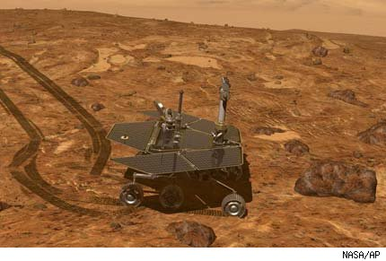 opportunity marte