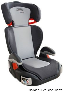 The Truth About Child Car Seats