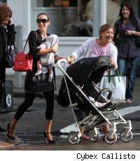 Celebrity mums and baby names