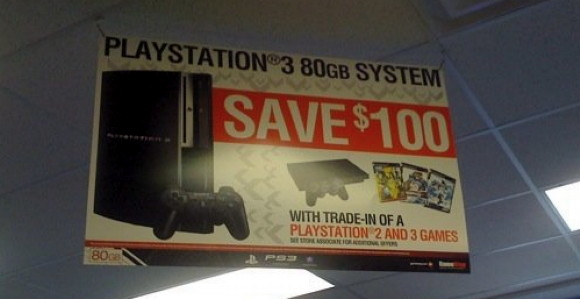 Gamestop trade in values ps2 system