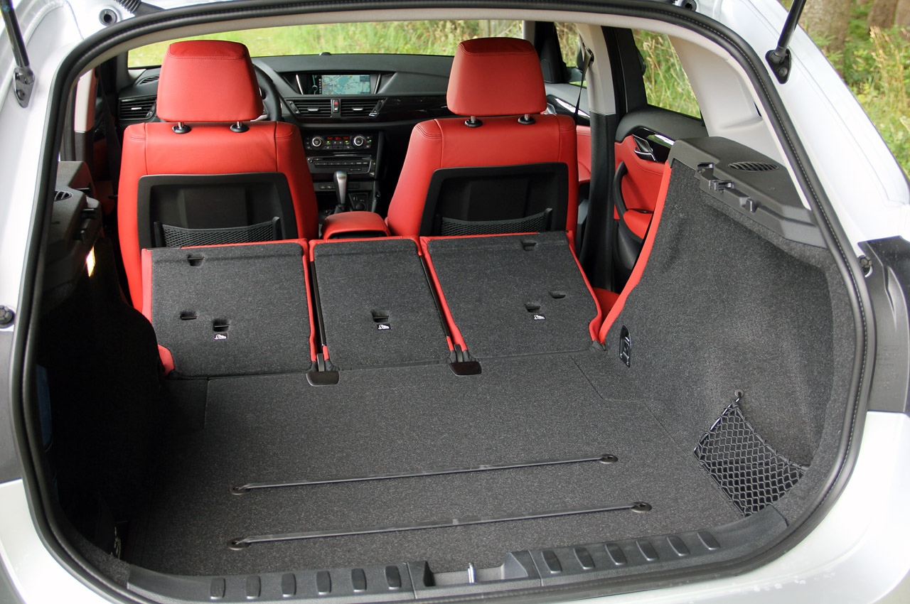 Bmw X1 Trunk Space Pictures To Pin On Pinterest Pinsdaddy