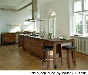 kitchen islands create your own perfect cooking oasis. Black Bedroom Furniture Sets. Home Design Ideas