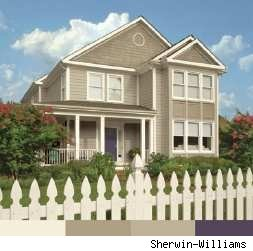 exterior painting colors to sell your home