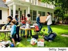 Don't Move It: Yard Sale Tips and More