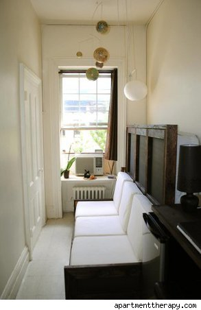 Nyc 39 s smallest apartment just got smaller for Smallest apartment in nyc