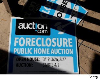 Foreclosure settlement