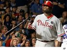 Ryan Howard Goes to Bat in Home-Size Derby