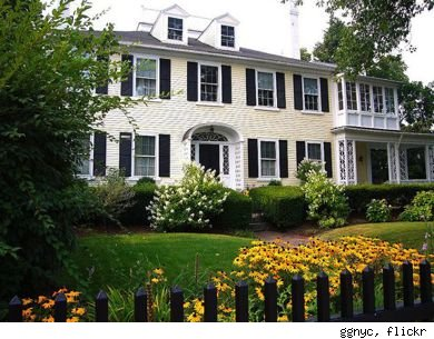 Fourth of july special early american homes for American homes realty