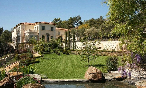 House Of The Day 20 000 Square Feet Of Bel Air Luxury