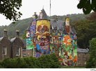 Tag This Scottish Castle as a Battle Zone in Graffiti Debate
