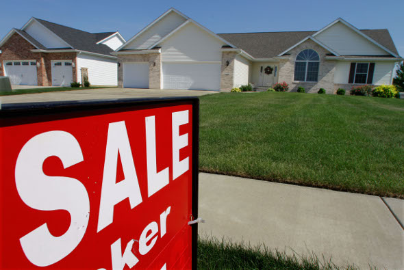 pending home sales rise in March