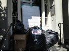 Foreclosure Protesters Dump Trash at Bank of America President's Home