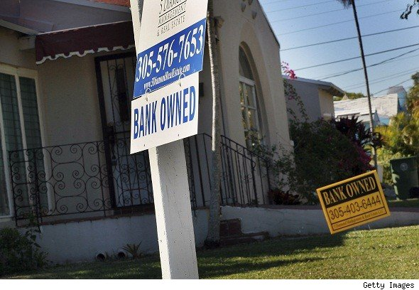 banks foreclosure