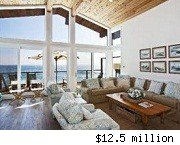 Broad Beach Malibu house