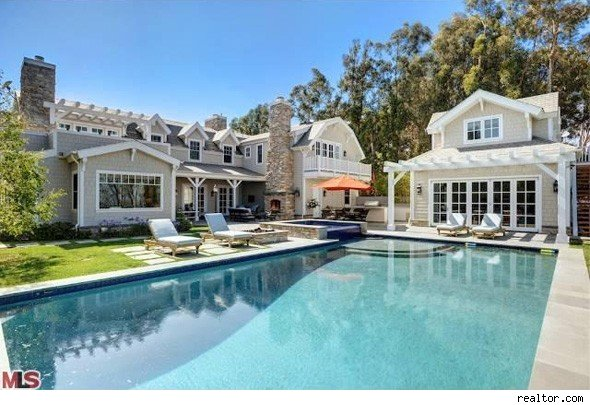 Howie mandel house howie mandel home howie mandel for Howie at home