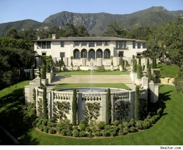 House Of The Day Check Into This Biltmore Style Villa