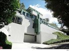 House of the Day: A Lloyd Wright Temple in Tinseltown