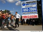 At Foreclosure Epicenter, Apathy Toward Both Political Parties