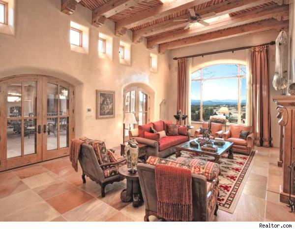 House Of The Day Au Naturel In Santa Fe