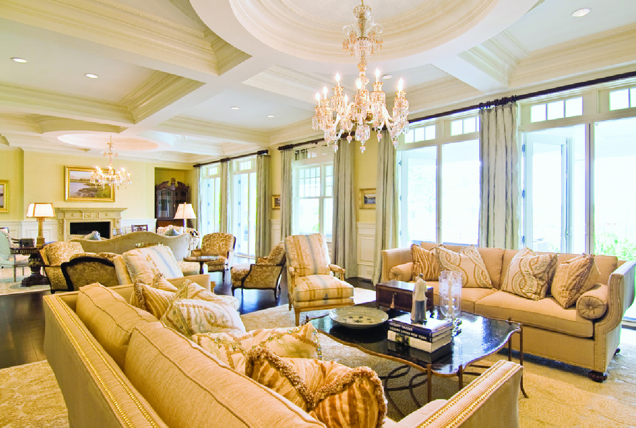 Beyonce and jay z 39 s hamptons rental house of the day for Interieur provencale