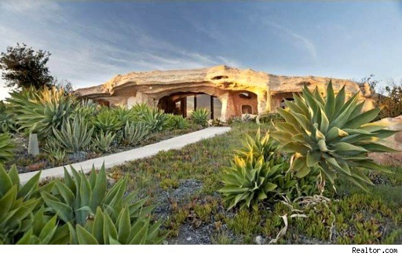 Dick Clark Flintstones Malibu House Home