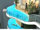 A Balcony With Swimming Pool? To Infinity and Beyond