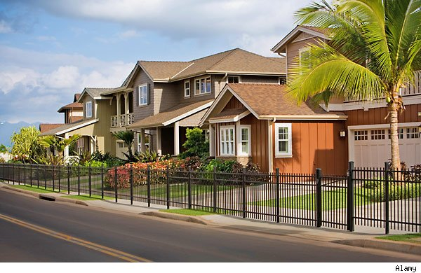 homes in Hawaii