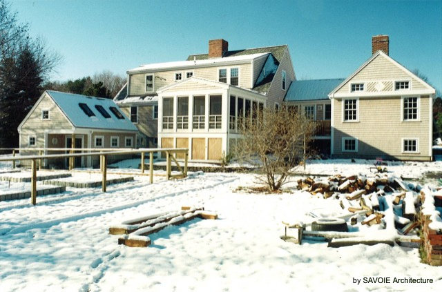 Cape cod house style spotlight for Cape cod additions