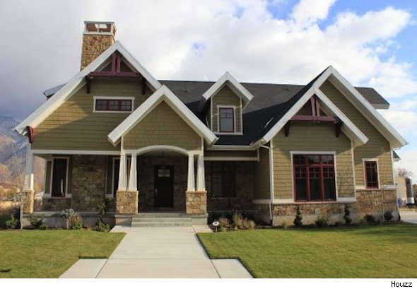 Type Of House American Craftsman House