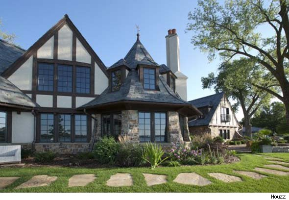 Tudor house style spotlight Home architecture blogs