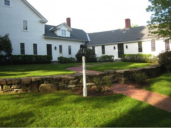 13 historic homes from the 13 original colonies