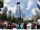 World Trade Center Tower Completes Construction