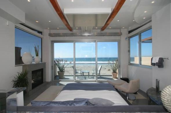 Inside The Automated Beach House