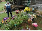 James Davis of Alabama Fights City to Keep Wife Buried in Front Yard of Their Home