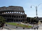 Rome's Colosseum Leaning Slightly but Not Dangerously