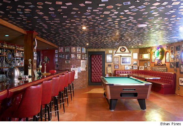 Some Of The Most Epic Man Caves Money Can Buy Space