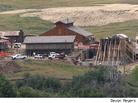 Billionaire Bill Koch Builds His Own Wild West Town on His Colorado Ranch
