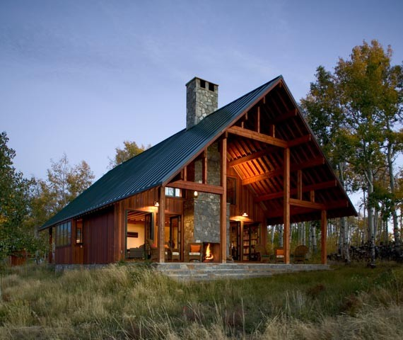 Mountain home style spotlight Home architecture blogs
