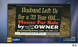 Elle Zober home sale sign