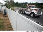 Homeowners Joel and Melissa Dodge of Washington Feel Stranded by New Off-Ramp Next Door