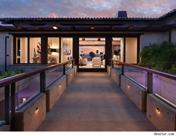 Laguna Beach resort mansion