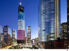 World Trade Center Prominent in New York City Skyline Once Again