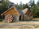 Chris Whited's 'Hobbit House' on Bainbridge Island, Washington, Is Fit for Middle Earth
