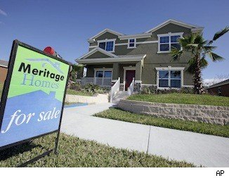 for-sale homes in housing recovery
