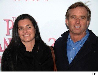 Mary Kennedy and Robert F. Kennedy Jr