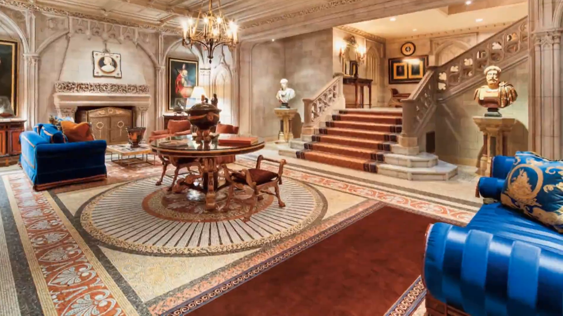 Mansion In New York City Asking 90 Million House Of The Day